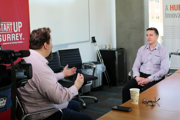 Larry Gifford interviews Ryan D'Arcy